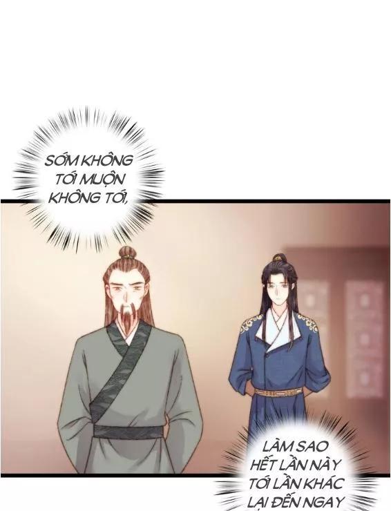 Nàng Phi Cửu Khanh - Thần Y Kiều Nữ chap 18 - Trang 20