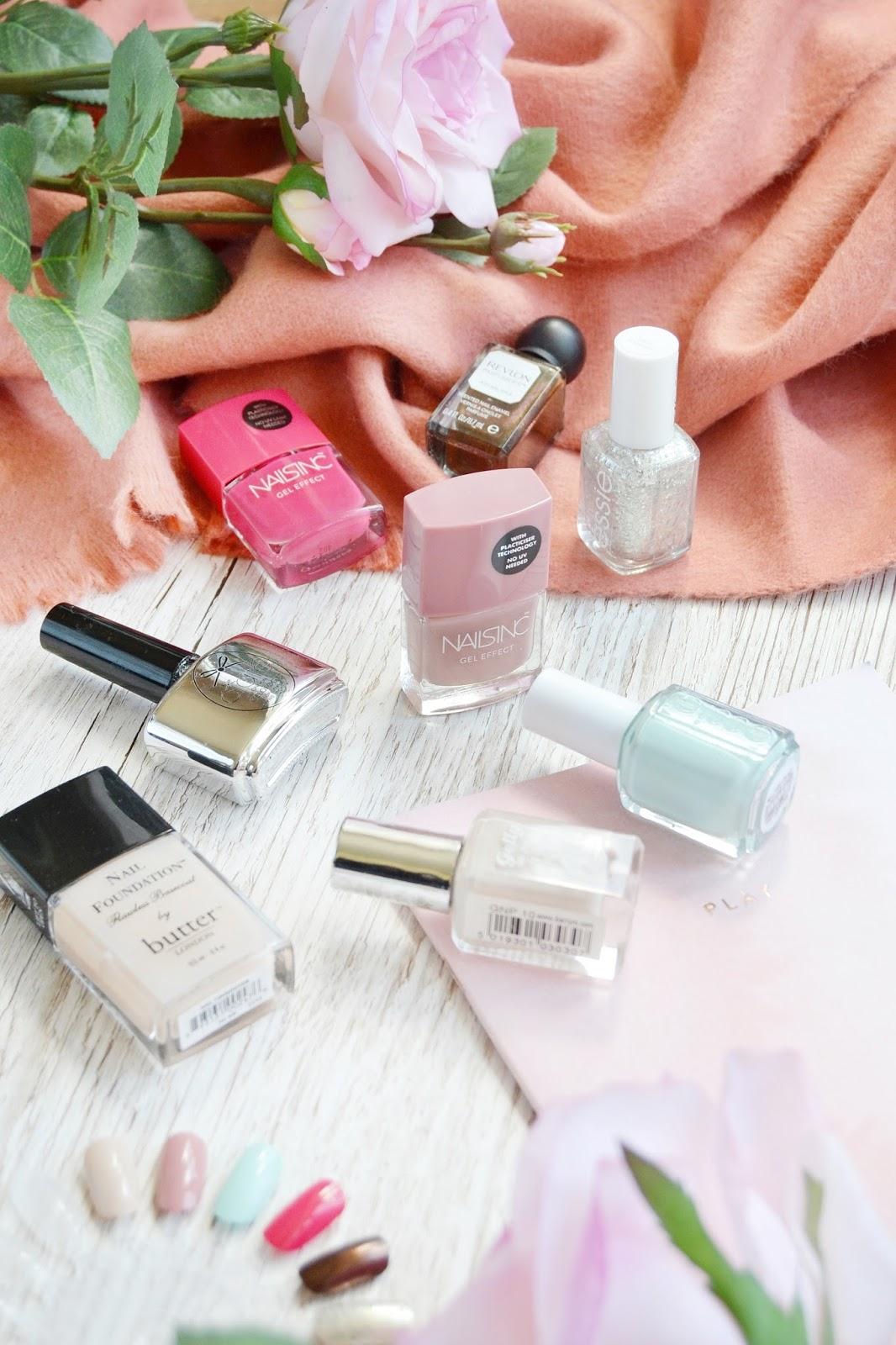 My Most Worn Nail Polishes | Makeup Savvy - makeup and beauty blog