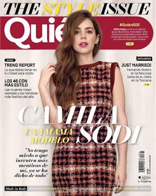 Revista Quién México 1 Septiembre 2017