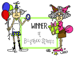 Winner ~ Bugaboo Stamps