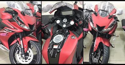 New 2017 Yamaha R15 V3.0 all looks