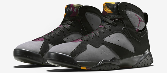 best sneakers c2687 33363 ajordanxi Your  1 Source For Sneaker Release Dates  Air Jordan 7 Retro  Black Bordeaux-Light Graphite-Midnight Fog Release Reminder