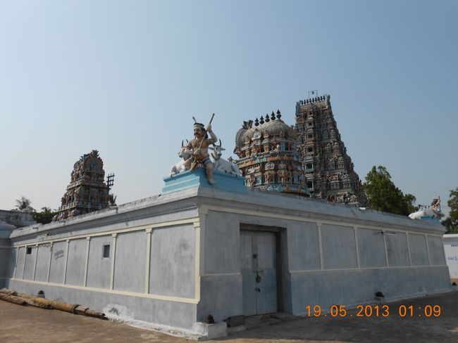 Sri Kovur Sundareswarar Temple Prakaram
