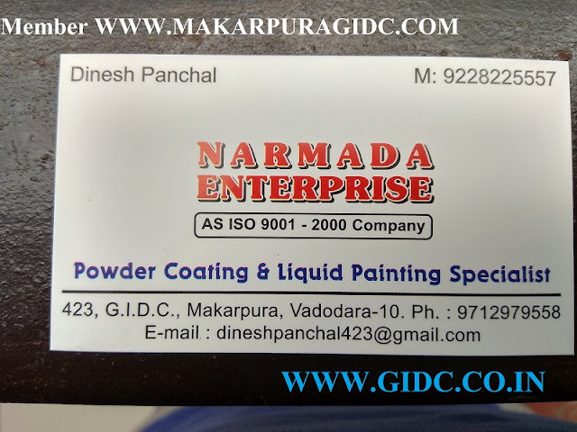 NARMADA ENTERPRISE - 9228225557 Powder Coating
