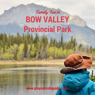 Hiking in Bow Valley Provincial Park