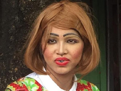 Maine during one of Kalyeserye episode