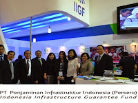 PT Penjaminan Infrastruktur Indonesia (Persero) - D3, S1, S2 Staff, Manager IIGF November - December 2015