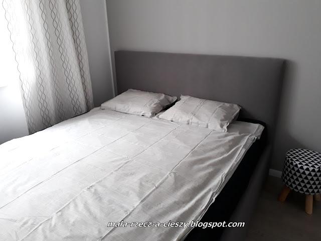 Wiosenne zmiany - nasza sypialnia w minimalistycznym stylu