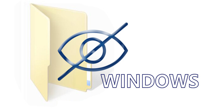 Windows'da Gizli Dosyaları Gösterme-www.ceofix.com