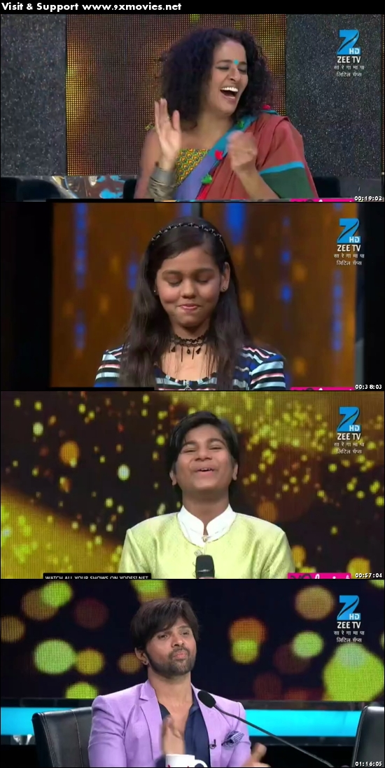 Sa Re Ga Ma Pa Lil Champs 29 April 2017 HDTV 480p