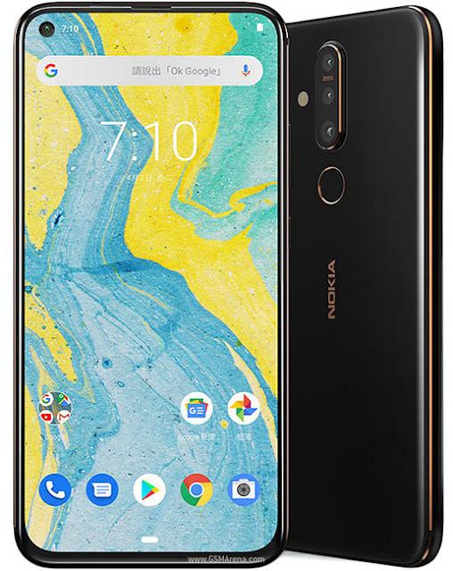 Spesifikasi dan Harga Nokia X71 dengan 3 Kamera Belakang dan Snapdragon 660