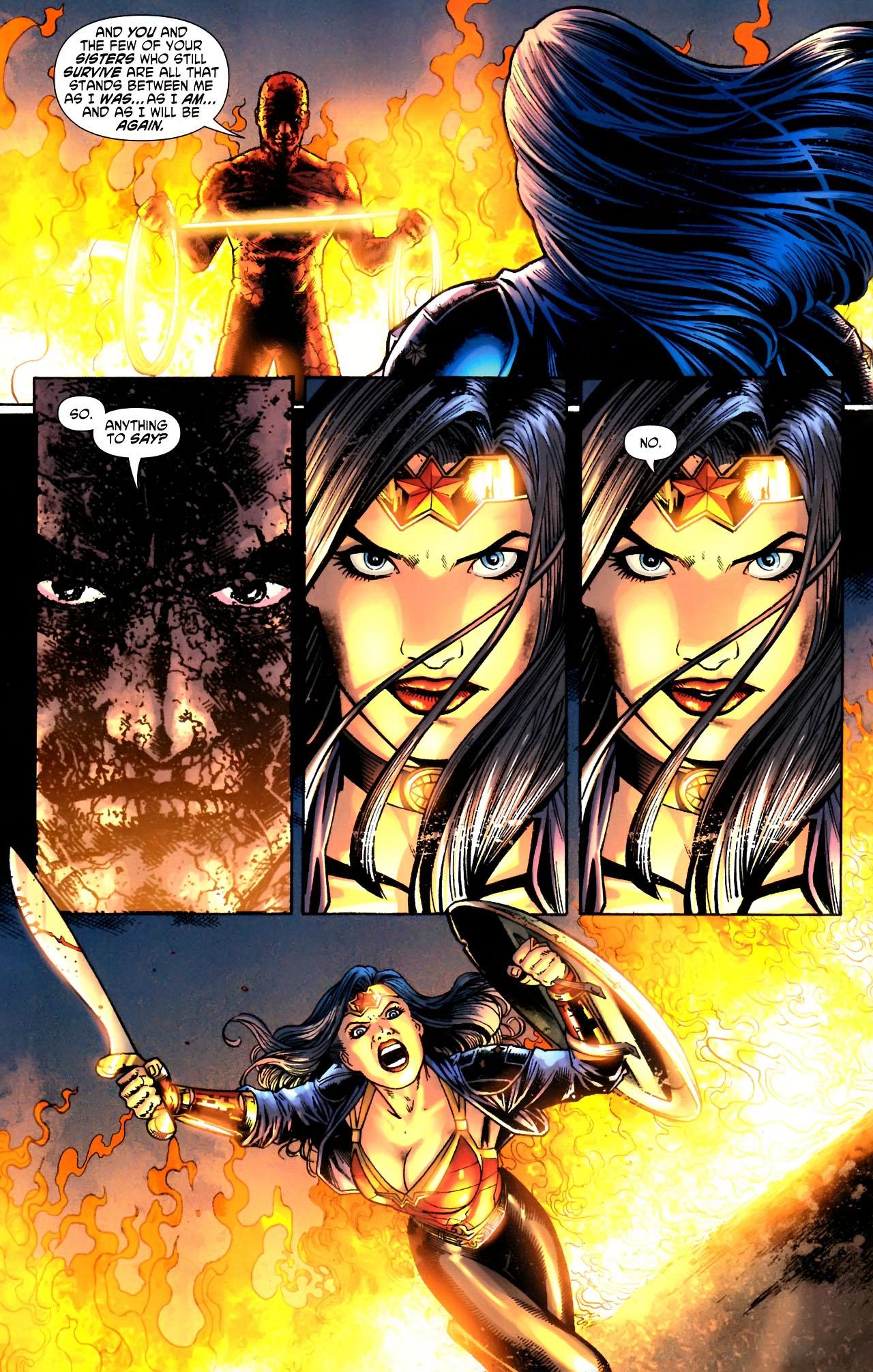Read online Wonder Woman (2006) comic -  Issue #604 - 7