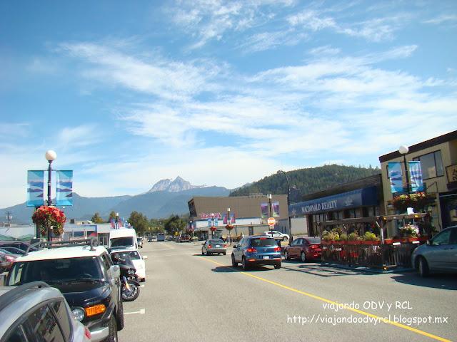 Squamish, Canada.Viajando ODV y RCL  http://viajandoodvyrcl.blogspot.mx