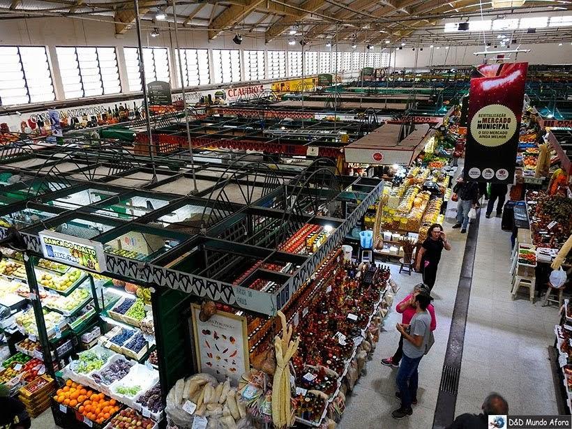 Mercado Municipal de Curitiba: como visitar e o que comprar