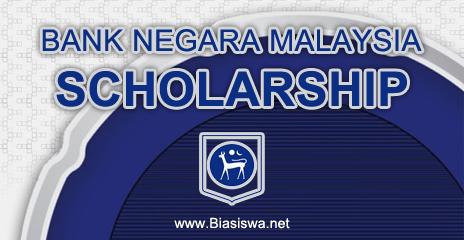 bnm scholarship