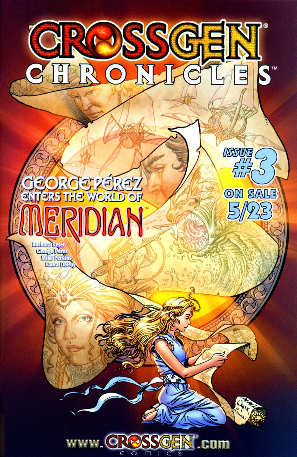Read online Sigil (2000) comic -  Issue #11 - 31