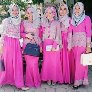 Baju Kebaya Dress 2017