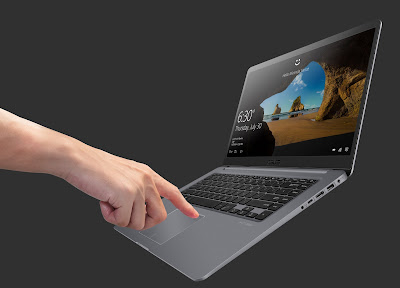 Kinerja mengalahkan Harga: Review ASUS VivoBook S fingerprint sensor