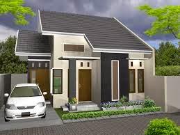 10 Desain Rumah Minimalis 3D Modern type 36