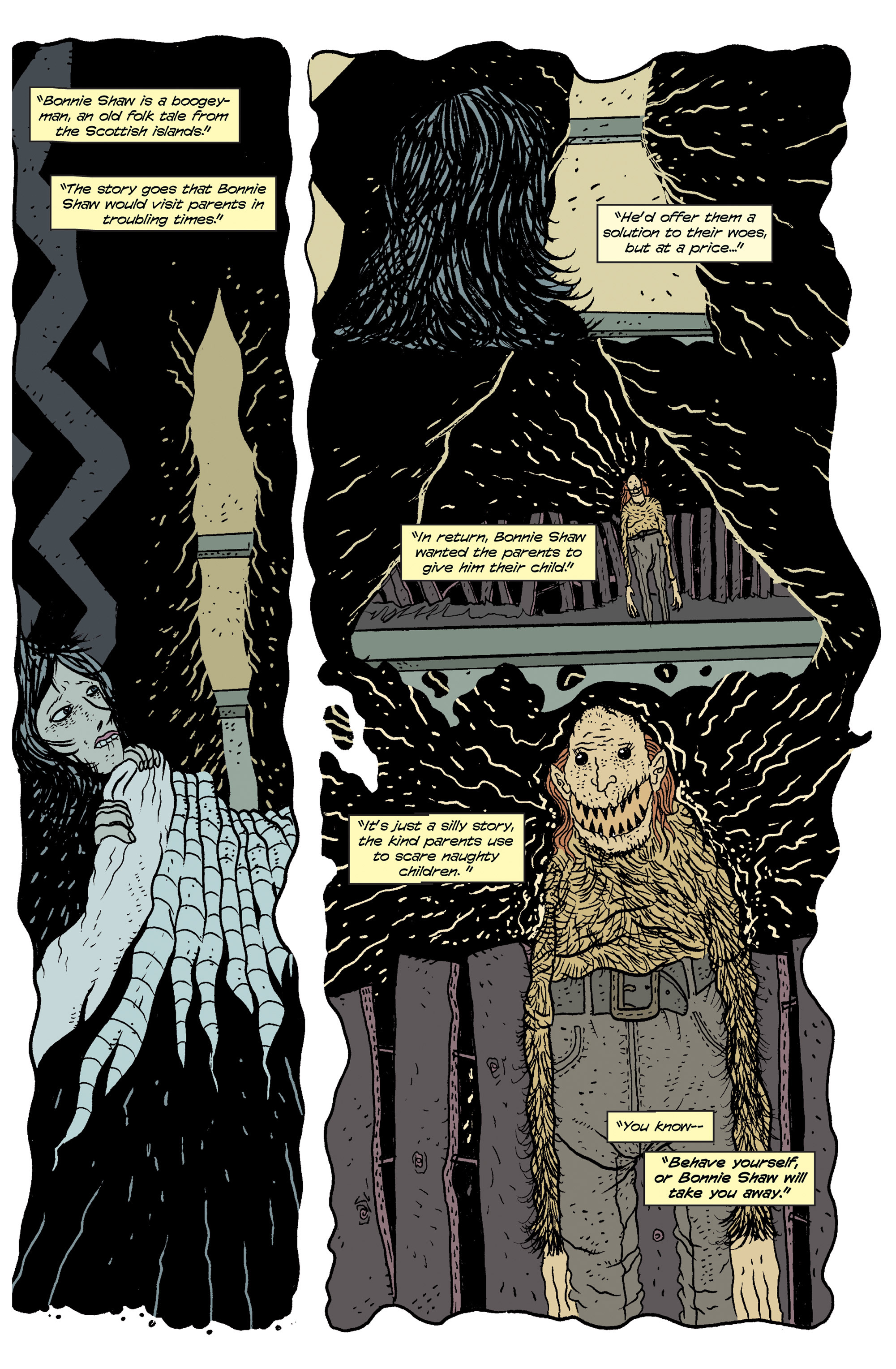 Read online And Then Emily Was Gone comic -  Issue #1 - 11