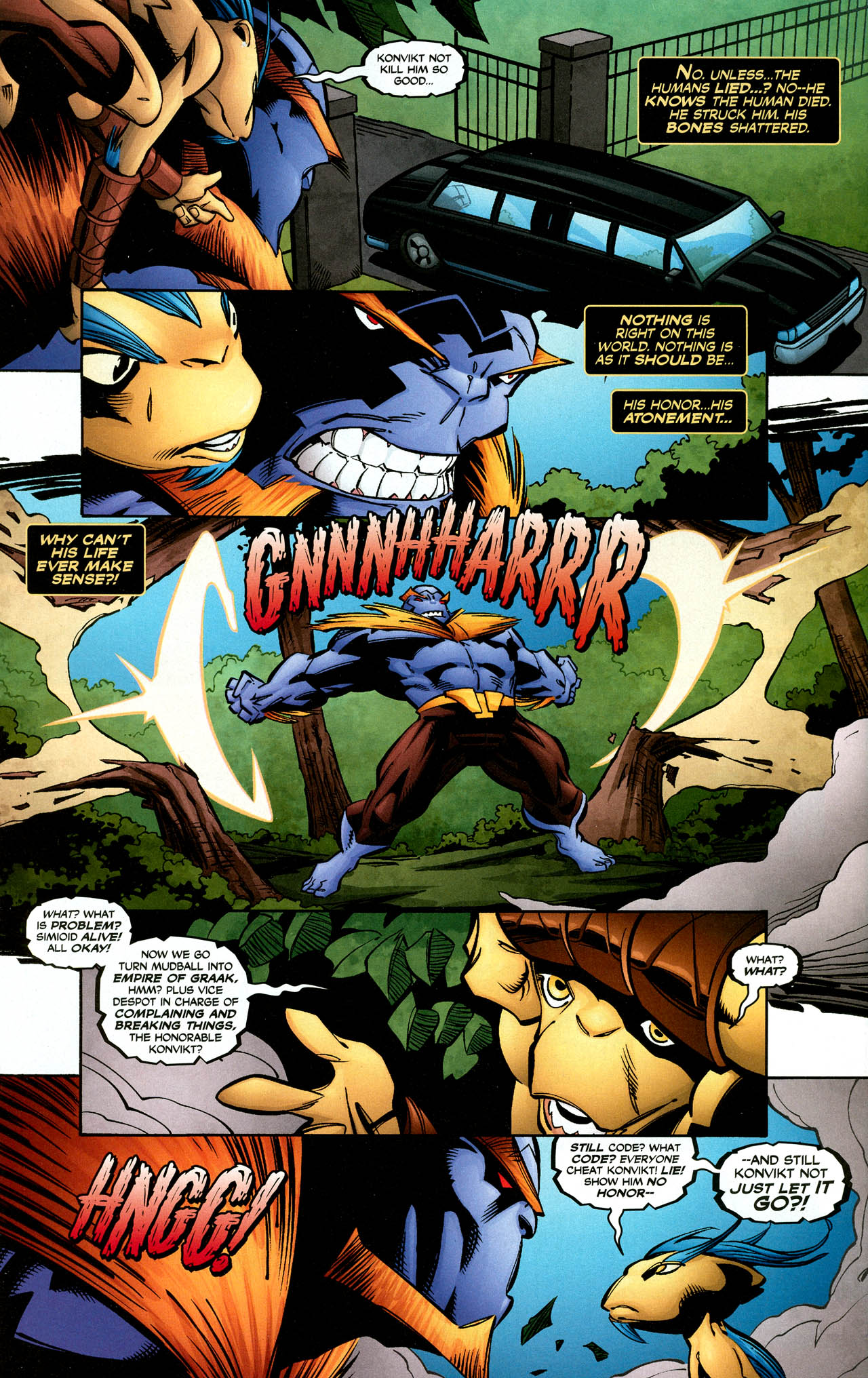 Read online Trinity (2008) comic -  Issue #26 - 26