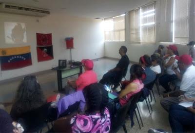 """IV Seminario """"Mujer y Socialismo"""" se desarrolló en Carabobo"""