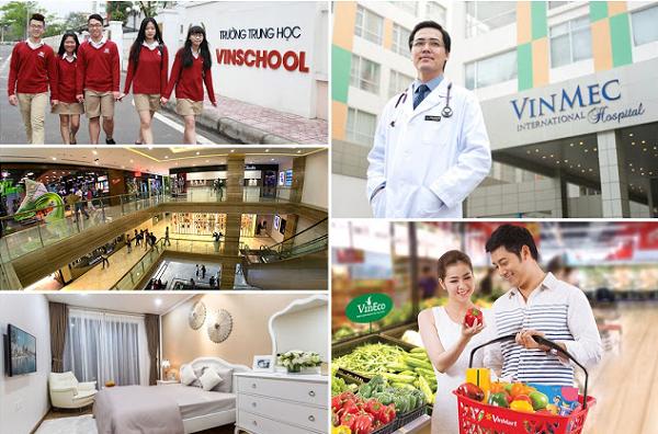 Tiện ích Vincity New Saigon đạt chuẩn tiện ích 5 sao Vinhomes