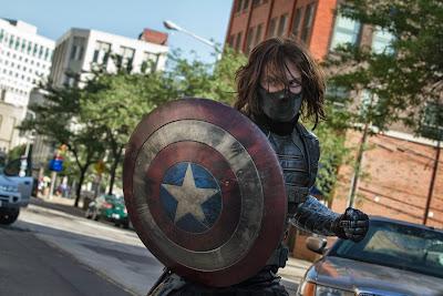 Captain America Le Soldat d'Hiver
