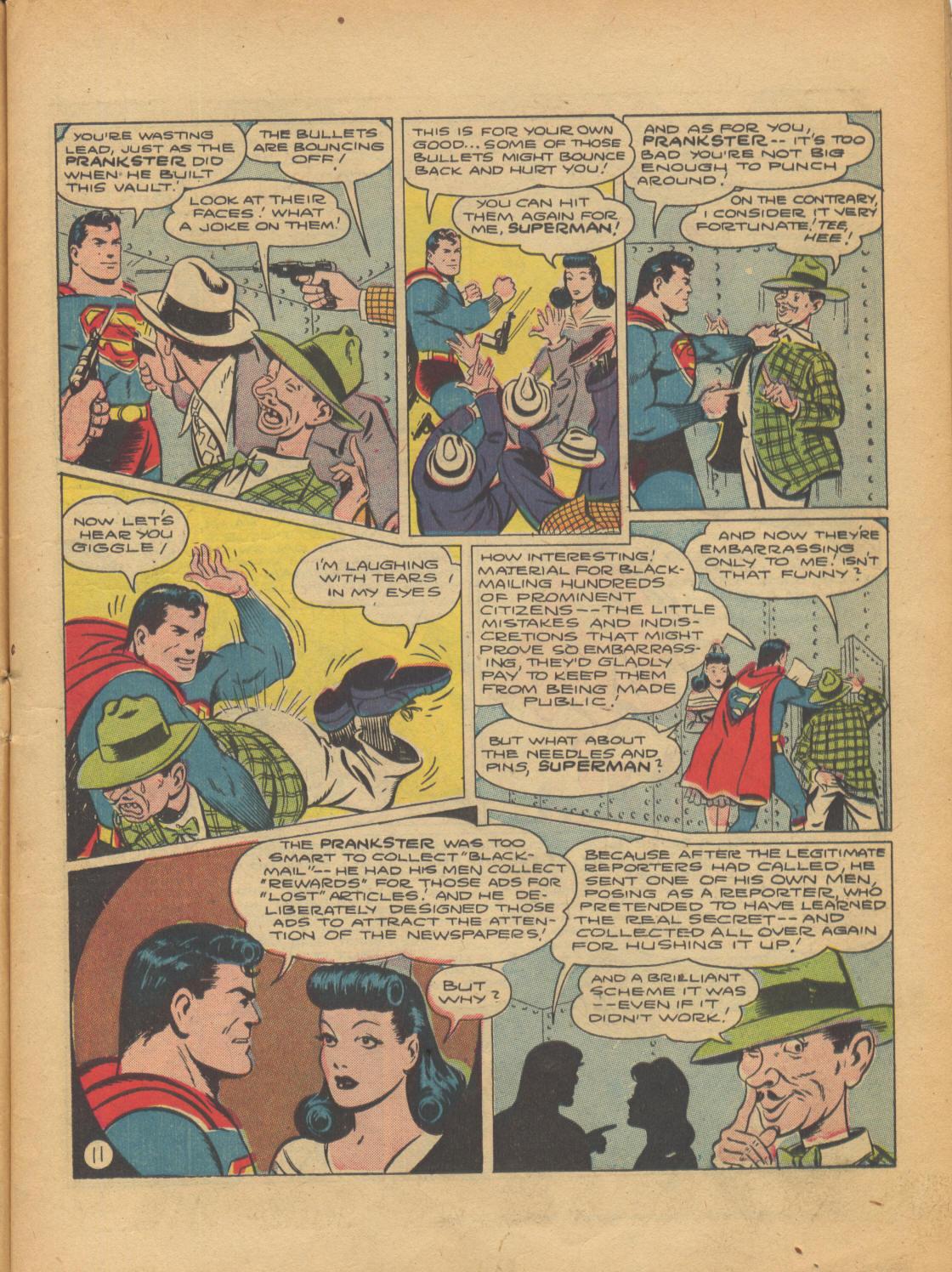 Action Comics (1938) 69 Page 11