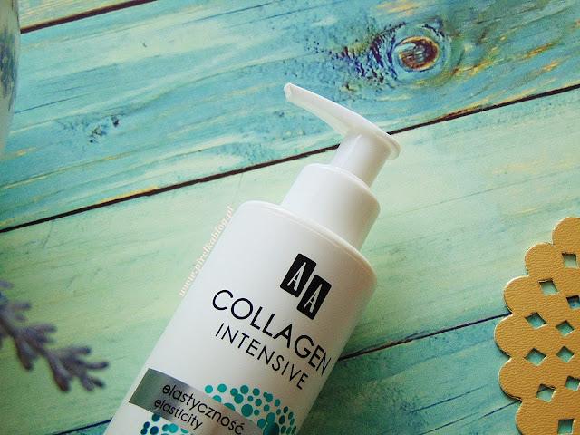 AA Collagen Intensive, Balsam do ciała ELASTYCZNOŚĆ