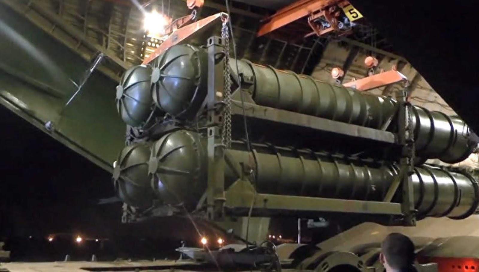 Dewan federasi dan Ahli Rusia mengomentari pernyataan Israel tentang S-300 di Suriah