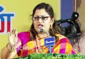 Dr Sharmila Speech Makizhchii VCK