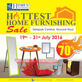 Home's Harmony Sale 2016