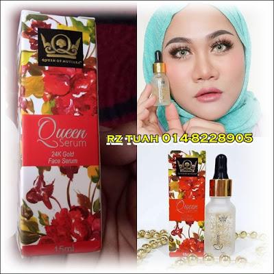 queen serum qm