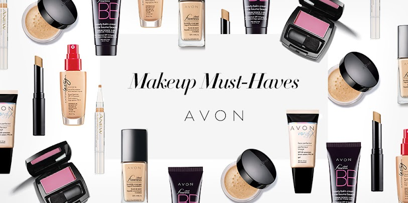 Avon Makeup Must-Haves
