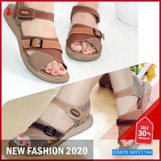 MRTT144S100 Sepatu Sandal Wanita Sendal Slop Keren BMGShop