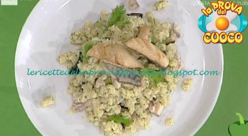 Passatelli con sgombro e olive ricetta Scarpa da Prova del Cuoco