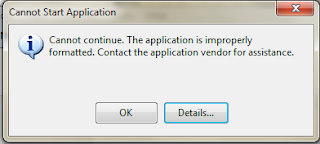 Visual Studio Click Once Signing Doesn't work w/ 4 0 | Magee