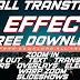 Filmora 9 All Effects,Transition Pack - Free Download