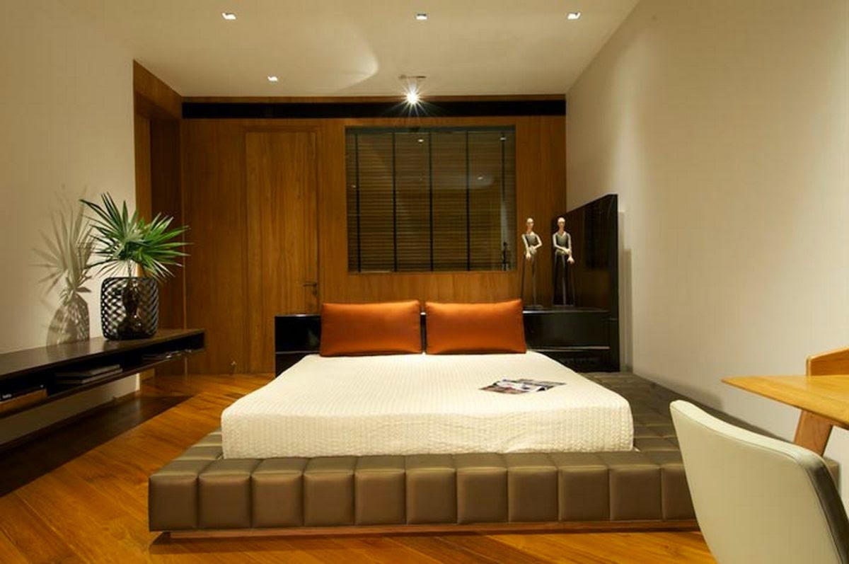 Foundation Dezin Amp Decor Contemporary Bedroom