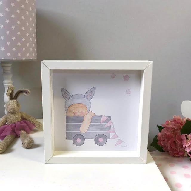 Especial habitaciones infantiles :láminas para decorar