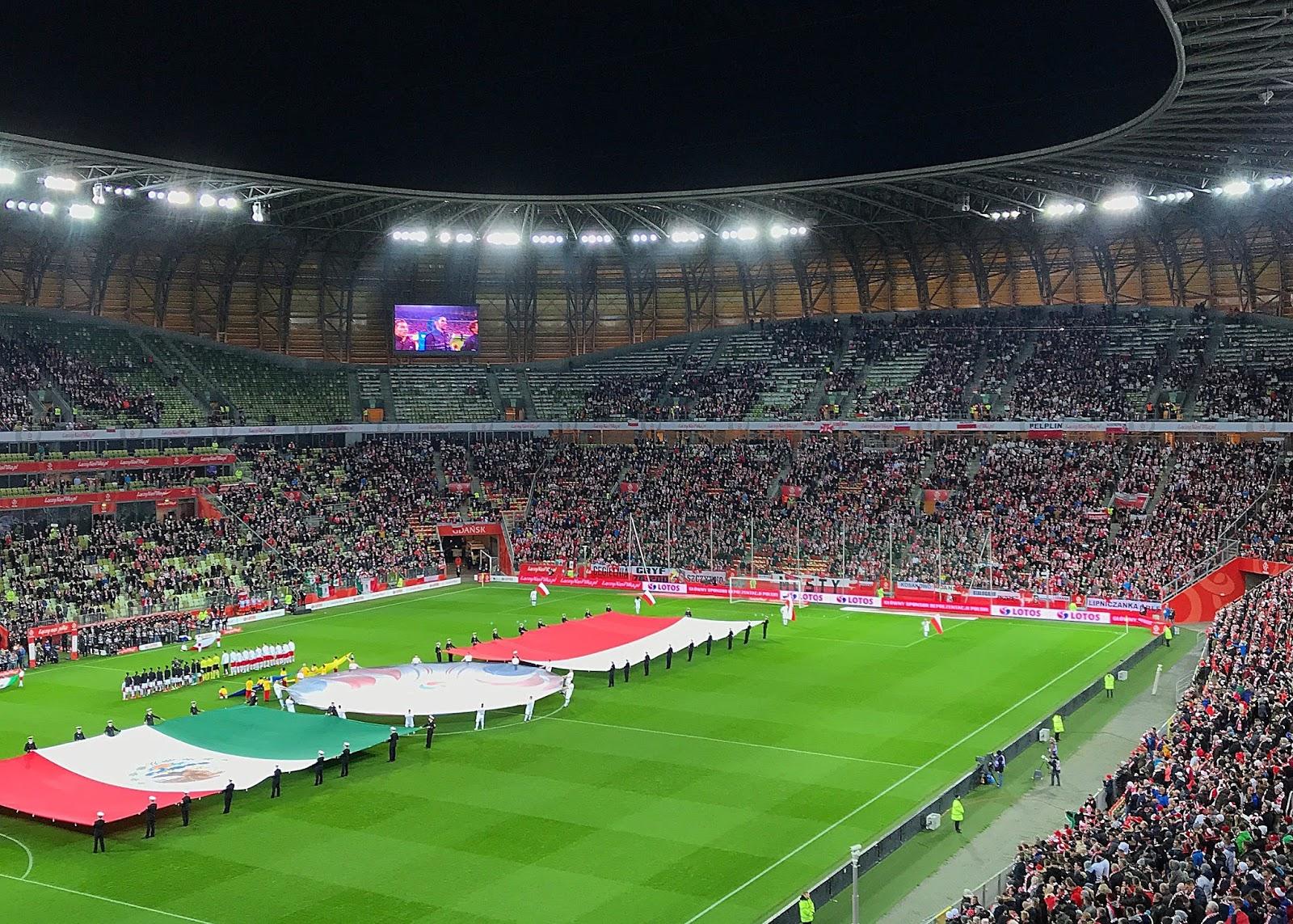 Mecz Polska Meksyk