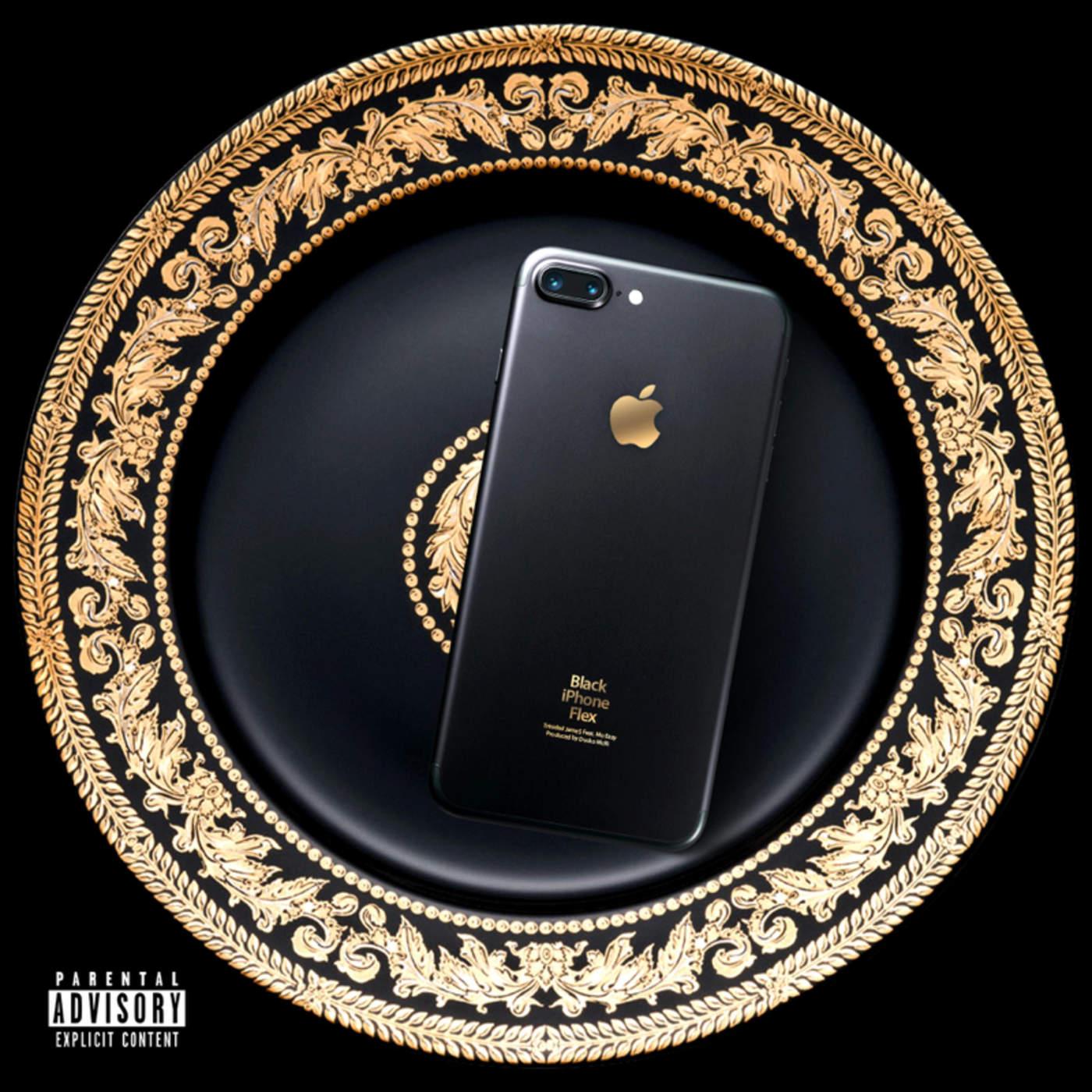 Trinidad James - Black iPhone Flex (feat. MoEazy) - Single Cover