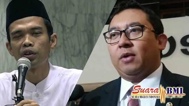 Ini Jawaban Telak Imigrasi Hongkong kepada Fadli Zon yang Mengatakan Deprotasi Ustadz Somad Adalah Pelecehan Ulama