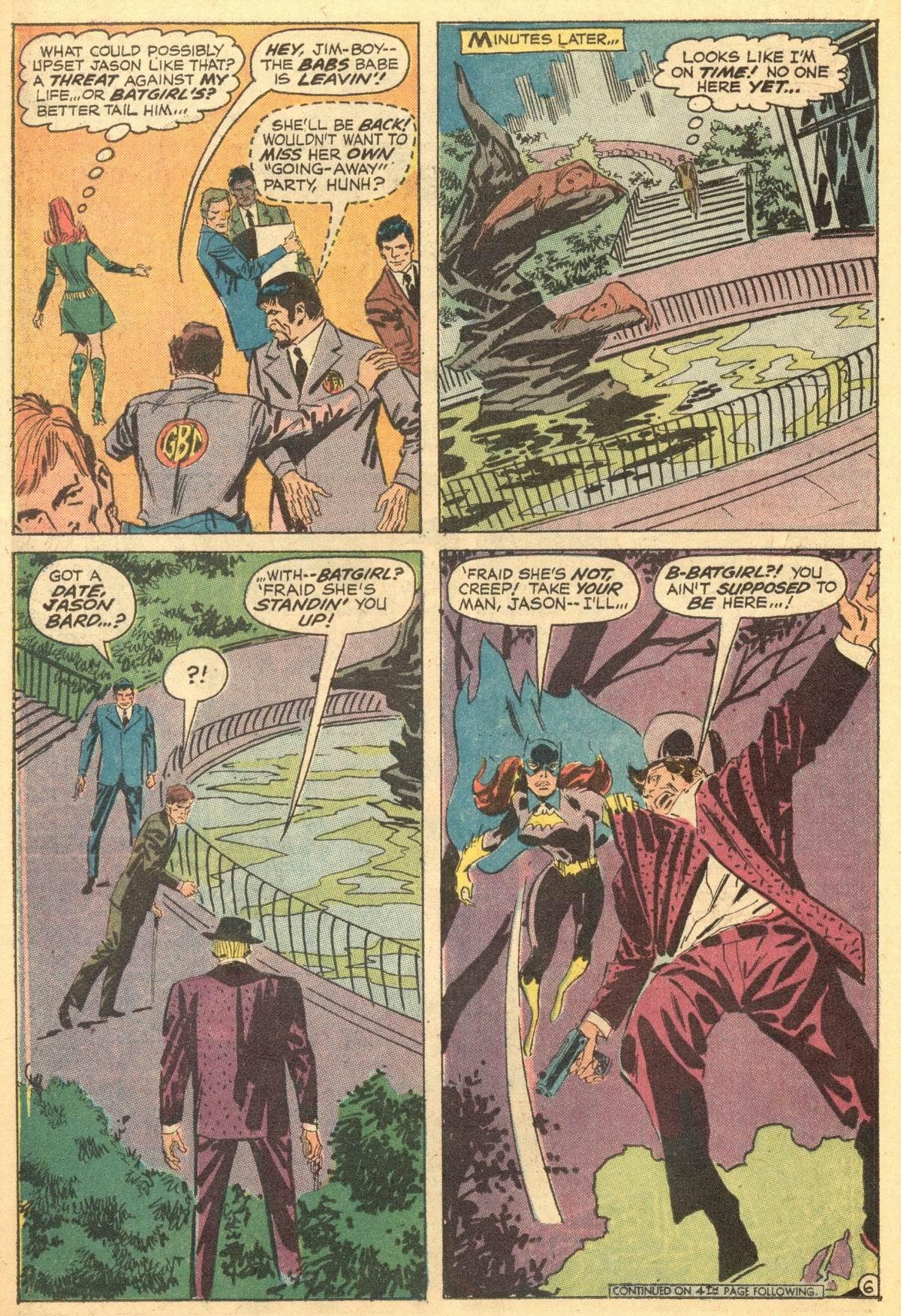 Detective Comics (1937) 424 Page 23