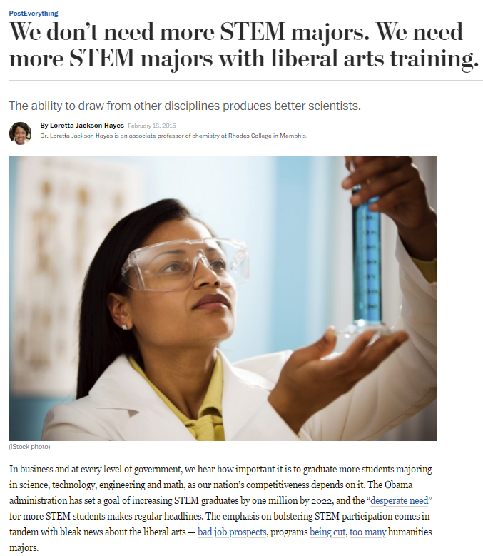 the purpose of a liberal arts Liberal arts quotes  is not the ultimate purpose of a liberal arts education its ultimate purpose is to help you learn to reflect in the widest and deepest sense.