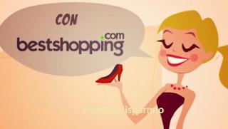 Logo Bestshopping: il Cashback (rimborso) sul tuo shopping online