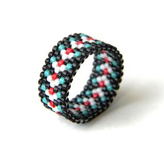 купить интересные женские кольца интернет магазин изделий из бисера в стиле этно