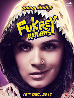 Fukrey Returns First Look Poster 10