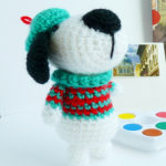 http://www.howtoamigurumi.com/how-to-crochet-a-dog-stuffed-animal/